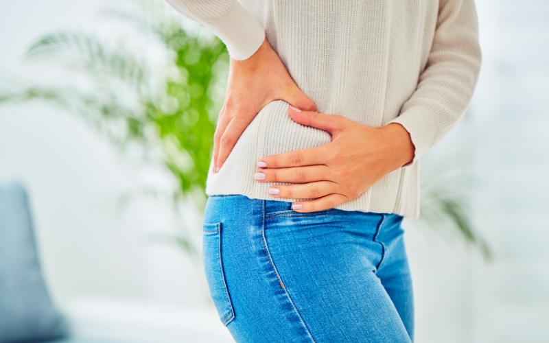 Hip pain Alturas Chemult